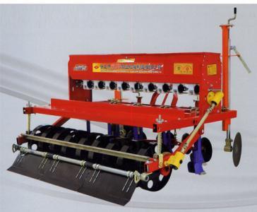 2BX-9型地轮轴传动腿式小麦播种机