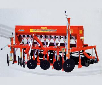 2BX-12型轴腿式小麦播种机